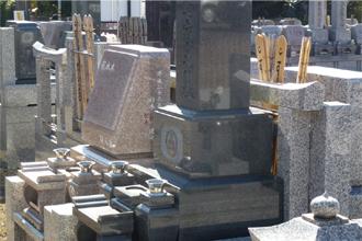 墓地についてのイメージ